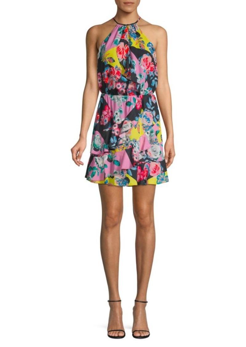 Parker Cosma Halter Dress