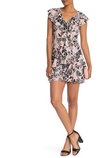 Parker Dorthy Pearl Paradise Silk Dress