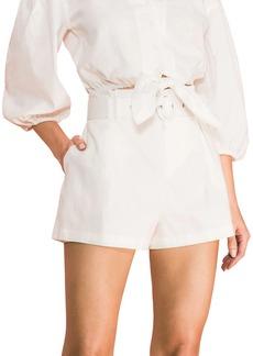 Parker Effie Tie-Waist Shorts
