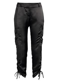 Parker Emerson Satin Cargo Pants