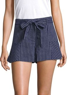 Parker Fanny Striped Shorts