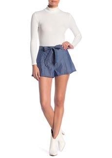 Parker Fanny Tie Waist Shorts