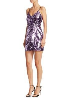 Parker Joanie Sequin Camisole Dress
