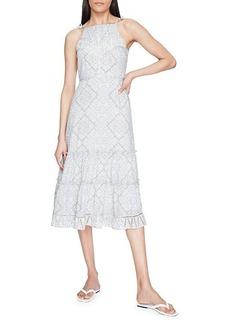 Parker Lillian Tiered Midi Dress