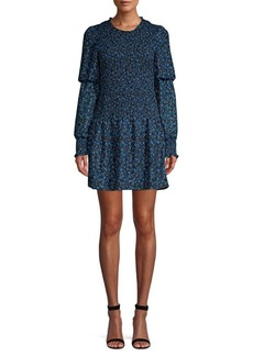 Parker Lily Ruched A-Line Dress