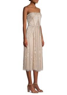 Parker Lola Embellished Midi Dress