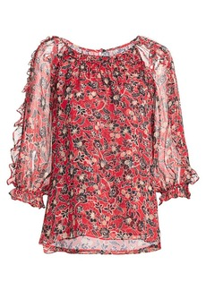 Parker Molly Silk Blouse