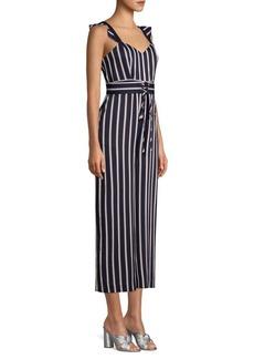 Parker Myers Stripe Jumpsuit