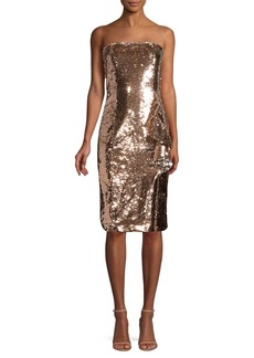 Parker Noelle Sequin Dress