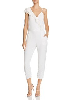 Parker Addison Asymmetric Jumpsuit