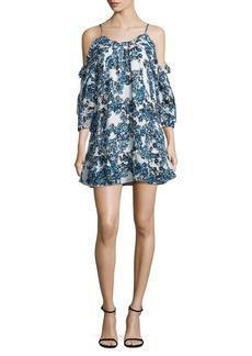 Parker Aidrian Cold-Shoulder Dress
