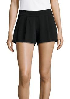 Parker Alden Solid Banded Waist Shorts