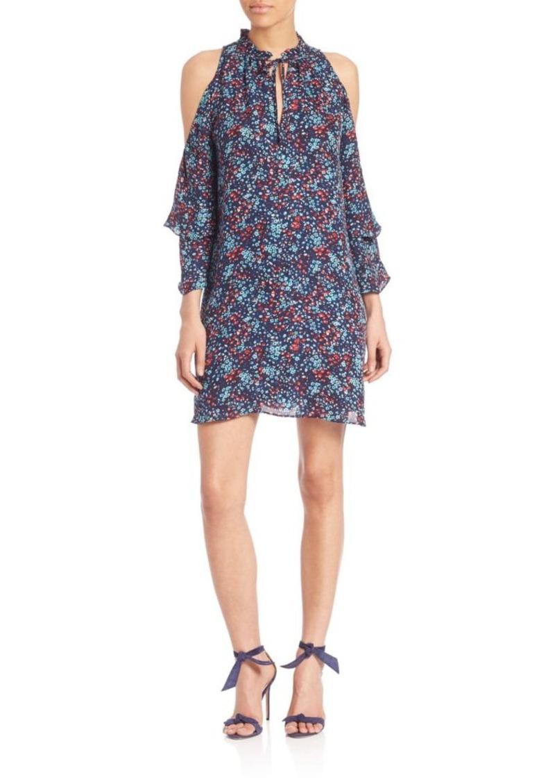 Parker Anastasia Floral Printed Dress