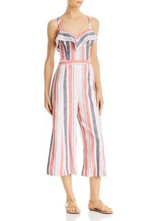 Parker Angie Striped Jumpsuit
