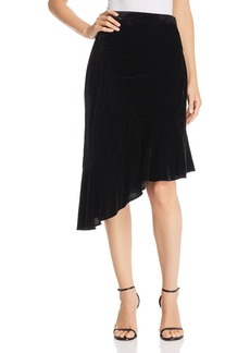 Parker Astrid Velvet Skirt