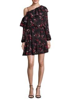 Parker Asymmetric One-Shoulder Dress