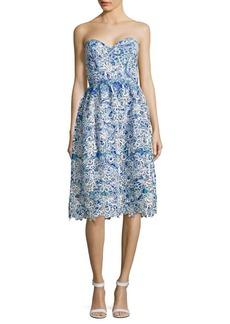 Parker Azalea Strapless Dress