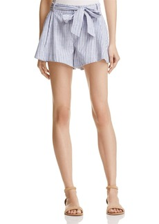 Parker Belted Stripe Short