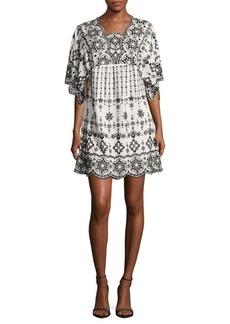 Parker Beth Printed Dress