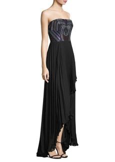 Parker Black Mandy Hi-Lo Dress