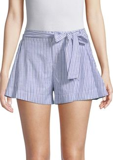 Parker Bow Cotton Shorts