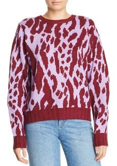 Parker Candice Animal Intarsia Sweater