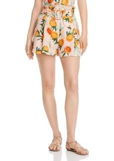 Parker Carlo Printed Shorts