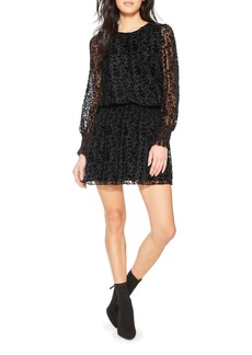 Parker Carmindy Long Sleeve Shift Dress