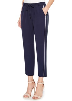 Parker Cassius Side Stripe Crepe Pants