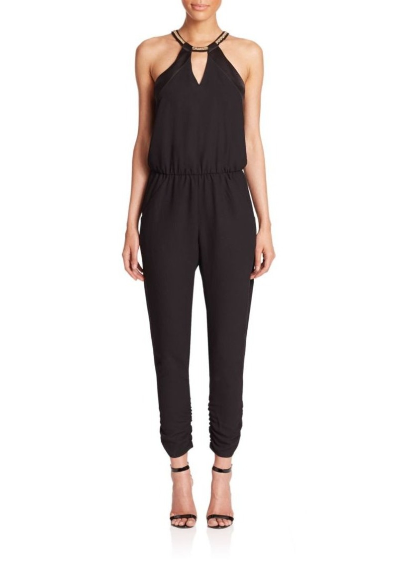 Parker Chain-Detail Murray Jumpsuit