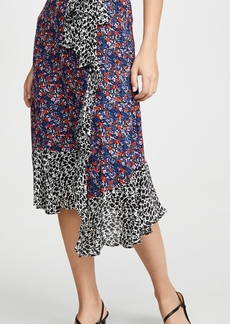 Parker Collins Combo Skirt