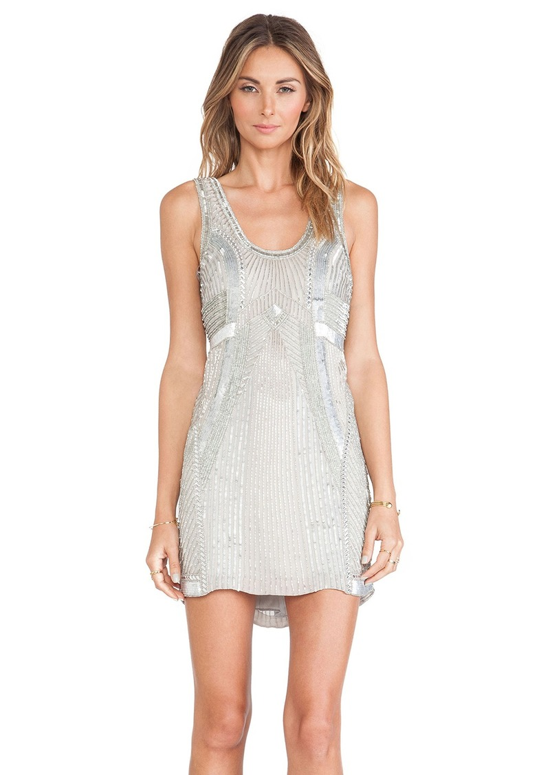 Parker Comoros Sequin Dress