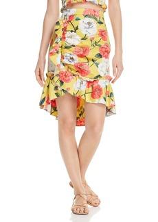 Parker Coraline Floral Skirt