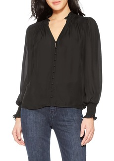 Parker Daniella Long Sleeve V-Neck Blouse