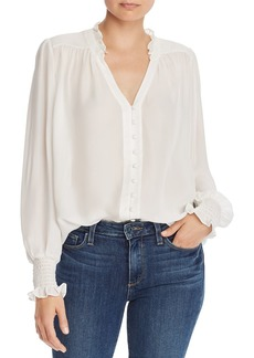 Parker Danielle Silk Blend Blouse - 100% Exclusive