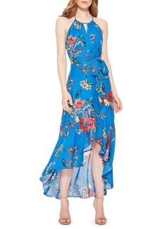 Parker Davina Floral High/Low Dress