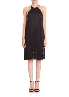 Parker December Fringe Dress