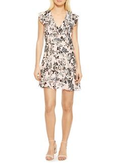 Parker Dorthy Floral Silk Dress