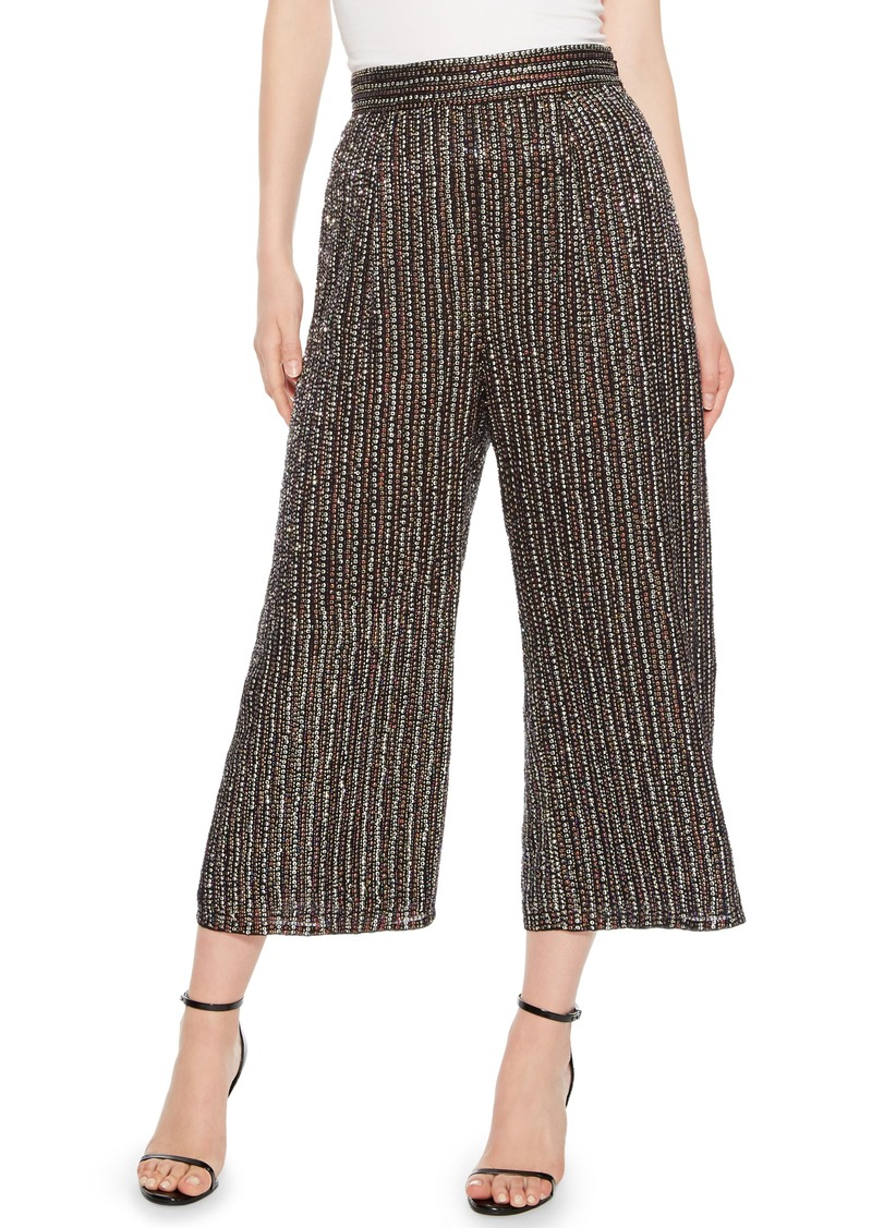 Parker Ellen Wide Leg Crop Pants