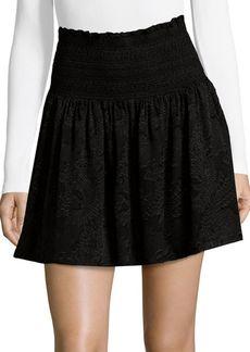 Parker Floral Mini Skirt