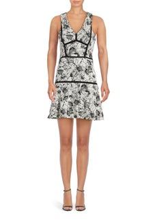 Parker Floral Printed Sleeveless Dress
