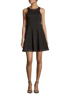 Parker Flynn Sleeveless A-Line Dress
