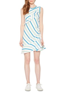 Parker Francie Ruffle Sleeveless Dress