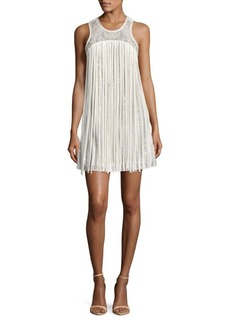 Parker Gida Sequined Shift Dress