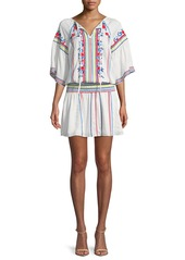 Parker Giselle Peasant Dress