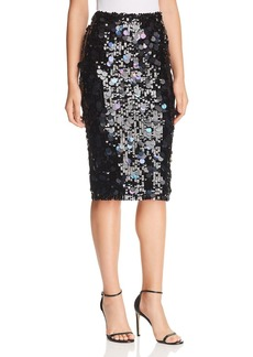 Parker Glenda Sequined Skirt