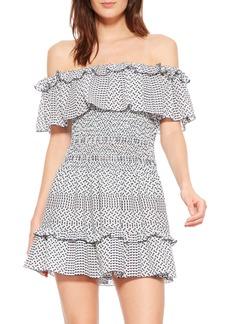 Parker Hali Off the Shoulder Dress