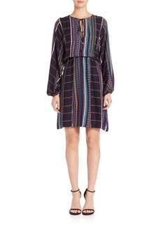 Parker Hammock Silk Dress