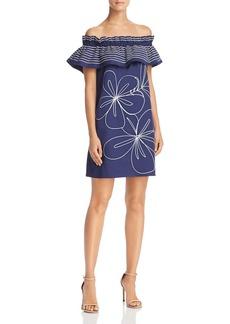 Parker Jody Off-the-Shoulder Dress