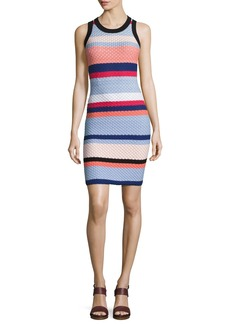 Parker Josephina Sleeveless Knit Mini Dress